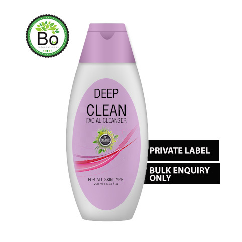 Private Label Face Cleanser