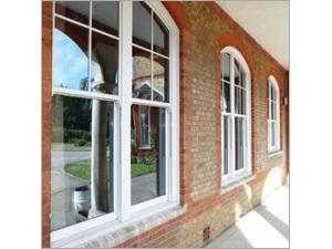 uPVC Double Glass Windows