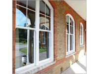 uPVC Double Glass Windows