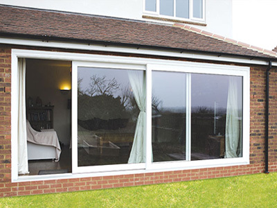 UPVC Sliding Patio Door
