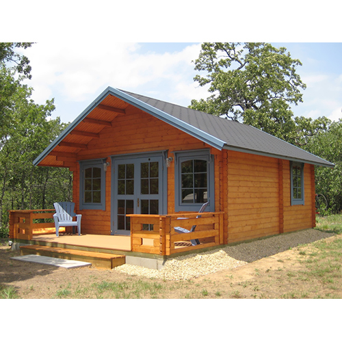Prefabricated Office Cabin