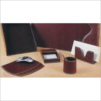 PVC Stationery Leather