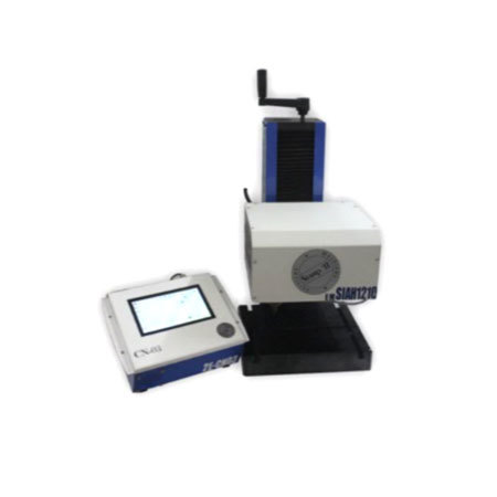 Pneumatic LCD Dot Pin Marking Machine