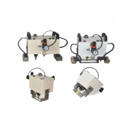 Pneumatic Portable Dot Pin Marking Machine