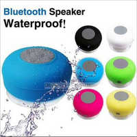 Shower Bluetooth speaker