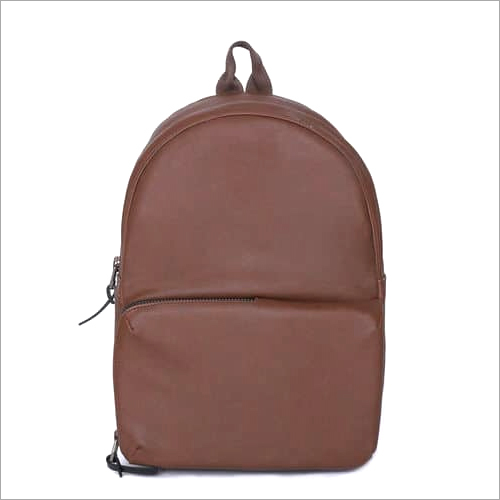 PVC Bag Brown Leather