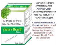 Moringa Oleifera,  Piperine 95%