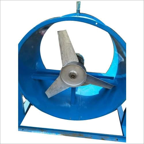 Plywood Industrial Pulling Fan