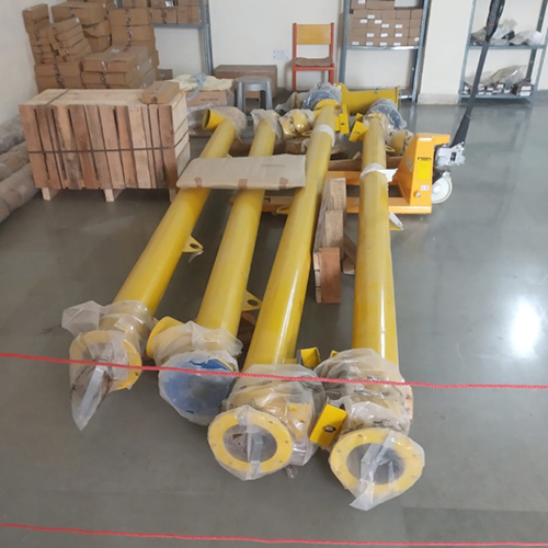 Steel Pipe Screw Conveyor
