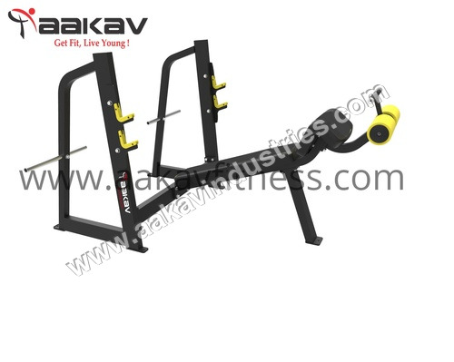 Olympic Decline Bench X1 Aakav Fitness