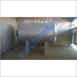 Stainless Steel Tanks Vessels & Silos