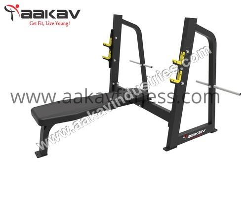 Olympic Flat Bench X1 Aakav Fitness