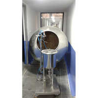 Capsules Coating Mixer Machine