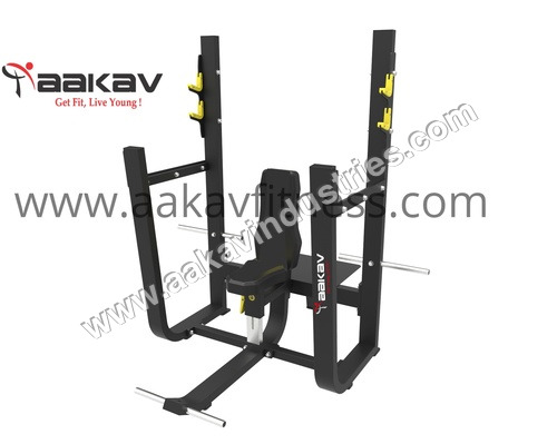 Olympic Seated Bench X1 Aakav Fitness