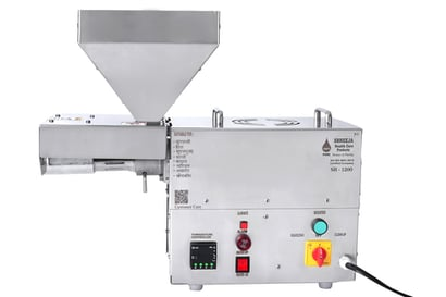 Peanuts Mini Commercial Oil Extraction Machine Certifications: An Iso 9001:2015