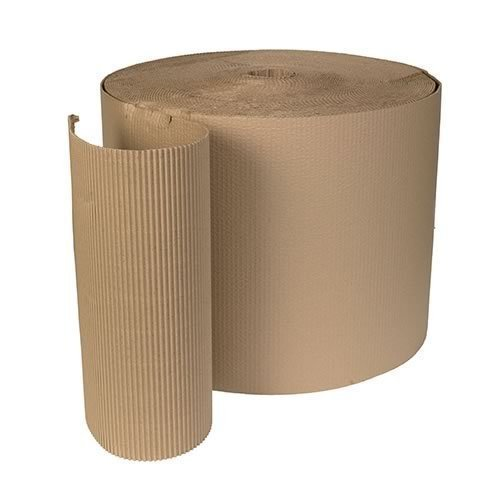 Brown Kraft Paper Corrugated Roll