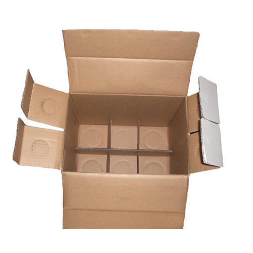 Compartment Corrugated Box