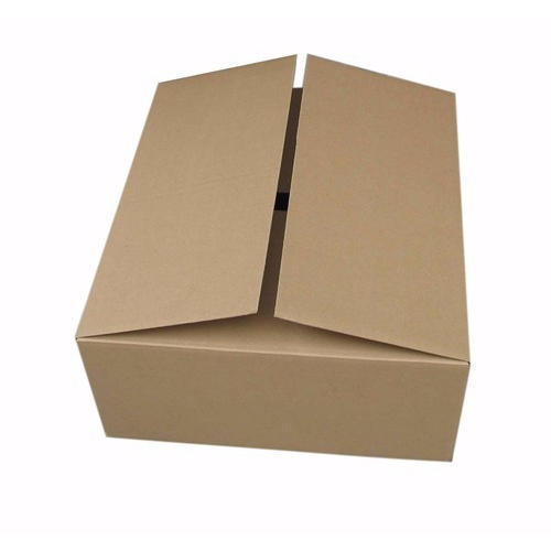 Food Packaging Plain Corrugated Box