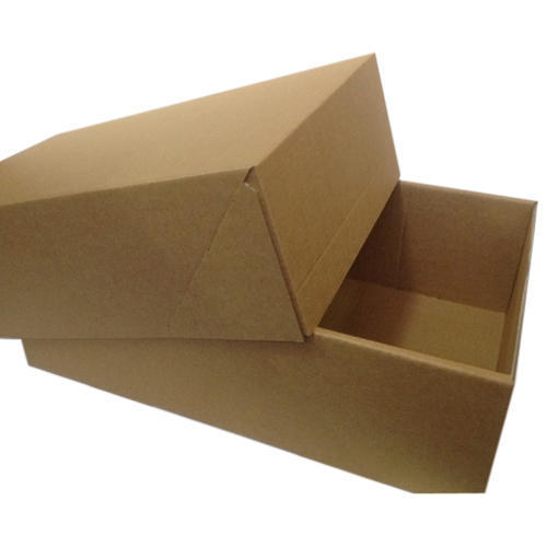 Plain Meat Packing Corrugated Box
