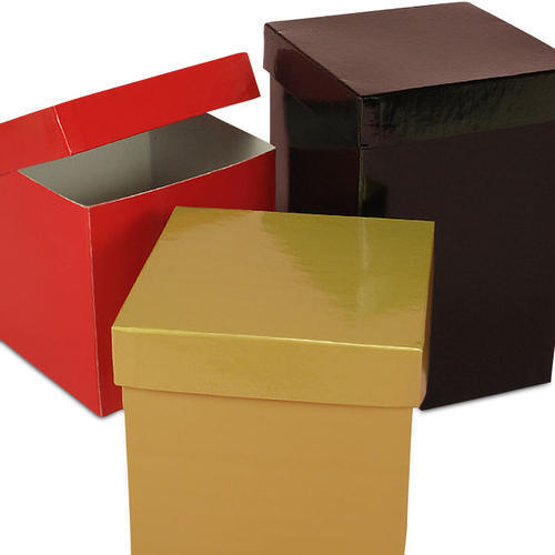 7 Ply Colored Corrugated Box