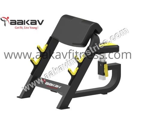 Preacher Curl Bench X1 Aakav Fitness