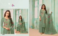 NEW DESIGNER PLAZZO SALWAR SUITS