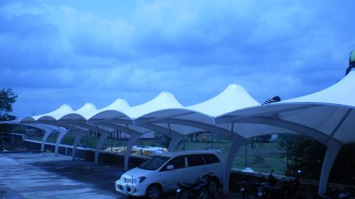 Umbrella and Tent