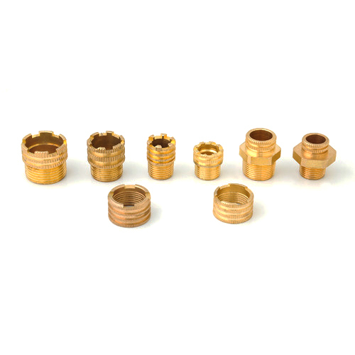 Brass Moulding Nut