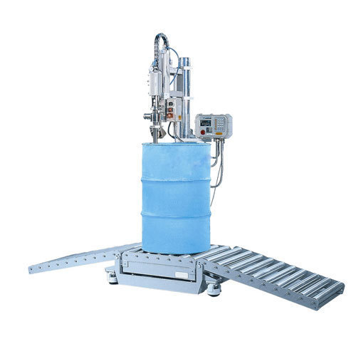 Drum Filling Weighing System