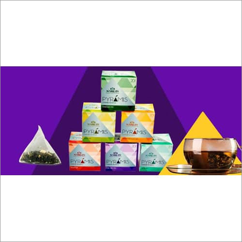 Flavoured Tea Bag Packaging Box