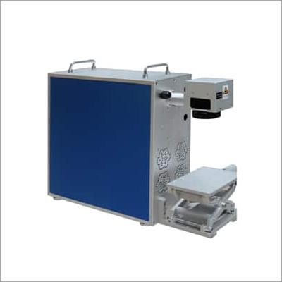 Integrated Portable Fiber Marking Machine