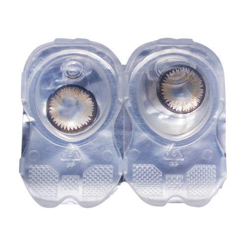 Aqua Brown  contact lens
