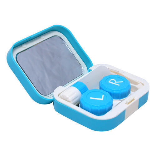 Blue Lens Box