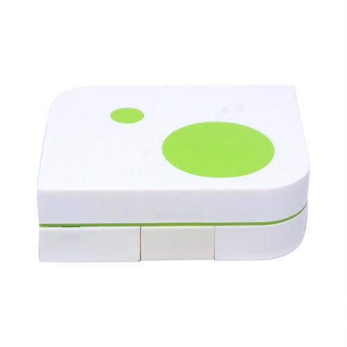 Green Lens Box