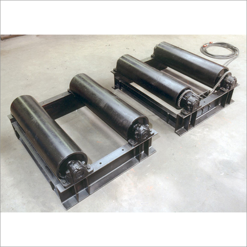 Heat Exchanger Motorised Rollers