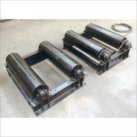 Heat Exchanger Motorised Rollers