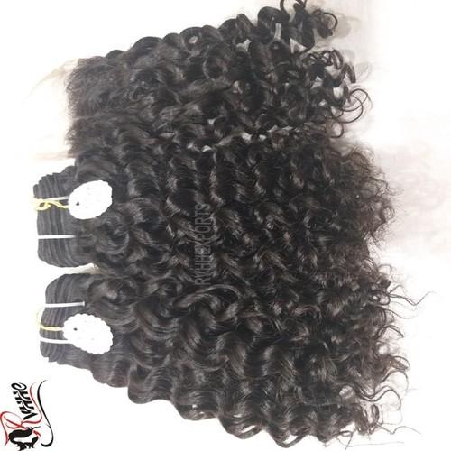 Natural Virgin Brazilian Deep Curly Human Hair