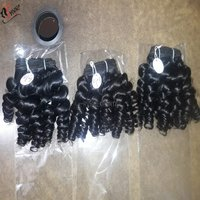 Natural Virgin Brazilian Fumi Human Hair