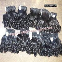 Natural Virgin Brazilian Fumi Human Hair