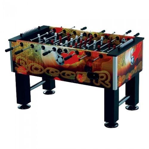 Foosball Soccer Table Club Model