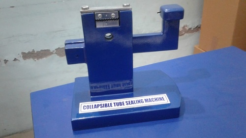 Collapsible Tube Sealing Machine