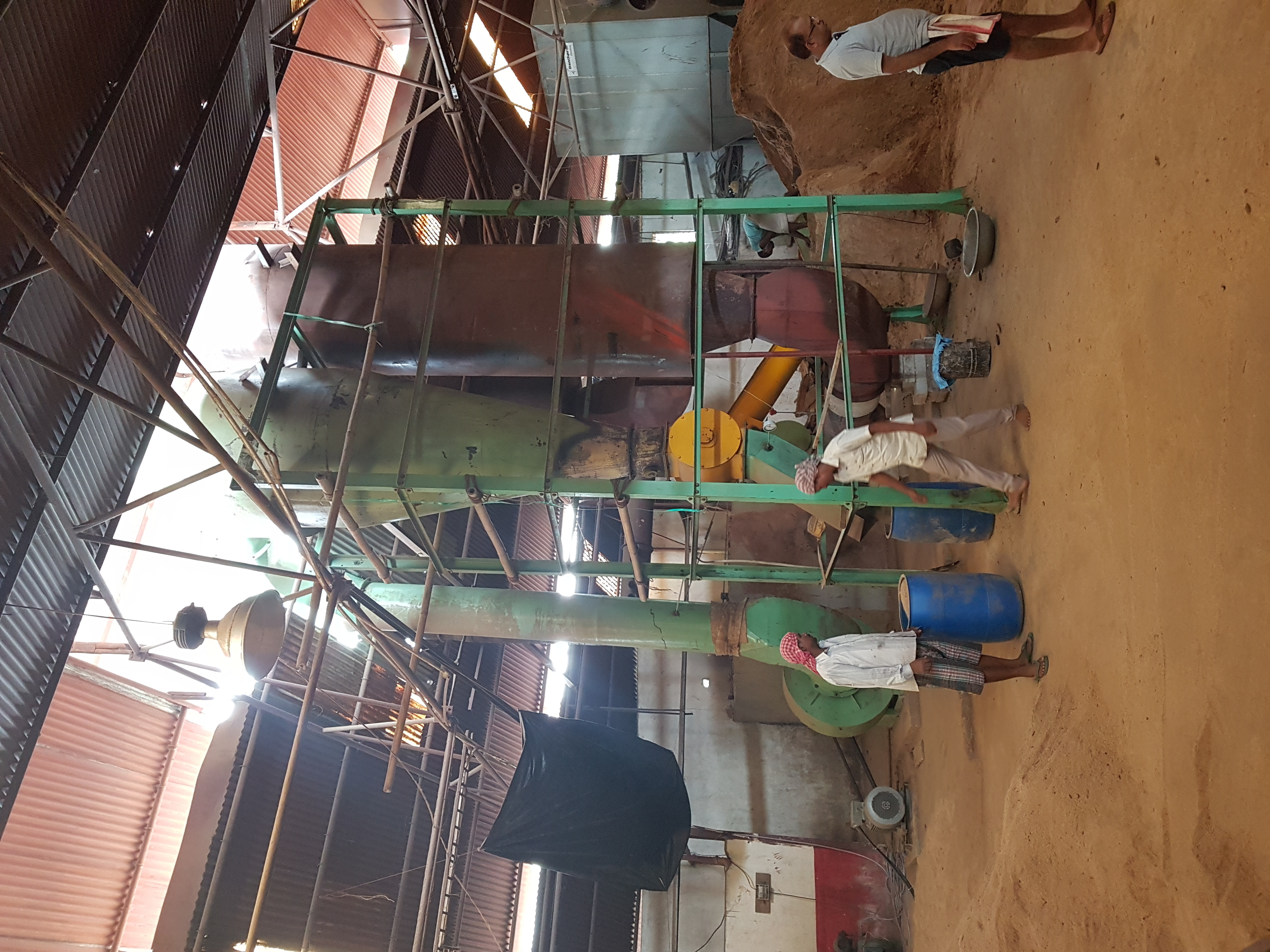 Biomass Flash dryer