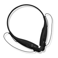 WIRELESS STEREO HEADSET- NECKBAND (06)