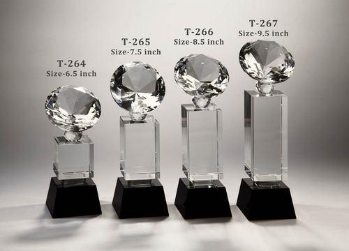 Glass Trophy
