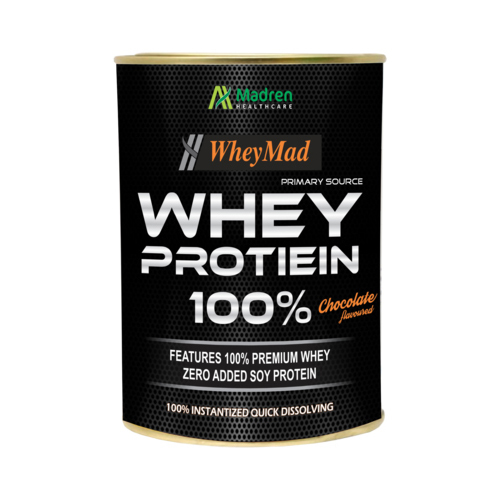 200g Whey Mad Protein