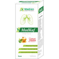 100ml MadKuf Syrup