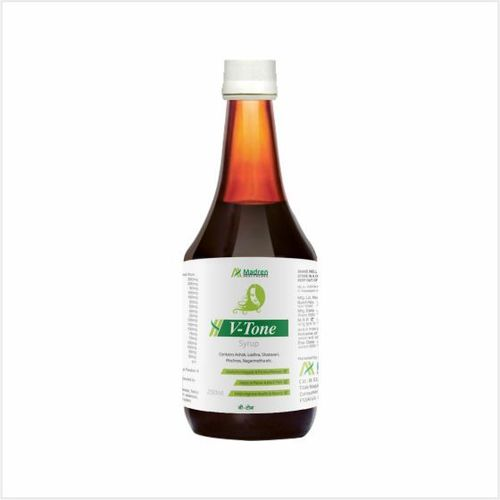 200ml V-Tone Syrup