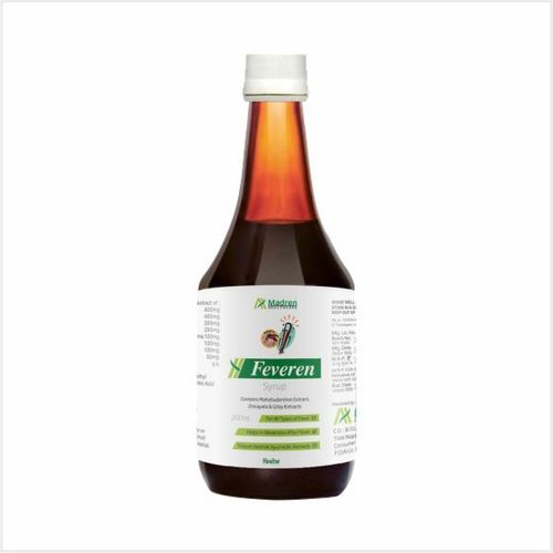 200 ml Feveren Syrup