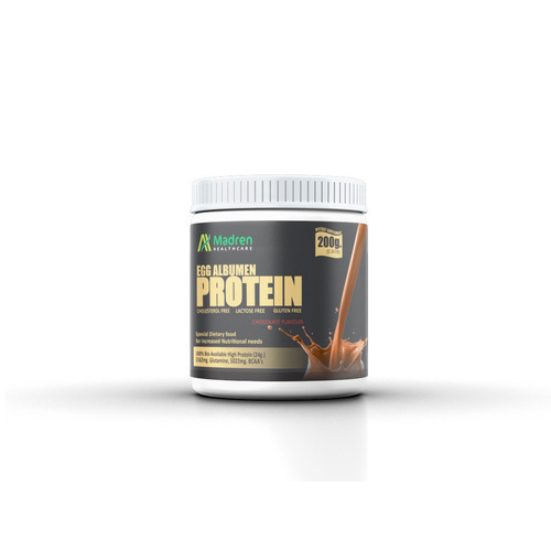 Egg White Albumin Protein Powder