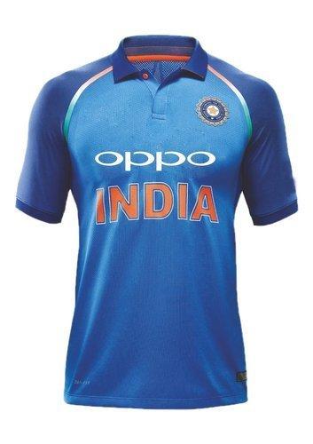 Oppo Team India Jersey